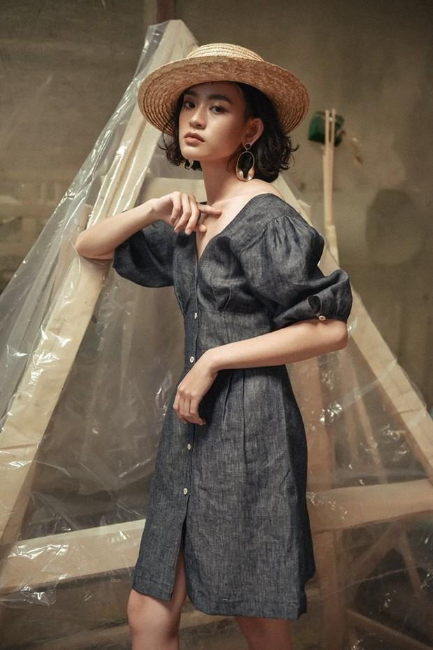 15 thiết kế váy liền đến từ các thương hiệu Việt có giá không quá 750 nghìn, để nàng thỏa sức diện đón nắng tháng 4 - Ảnh 12.