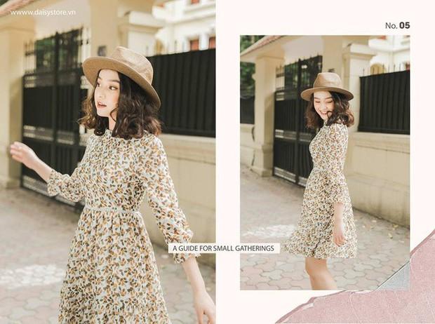 15 thiết kế váy liền đến từ các thương hiệu Việt có giá không quá 750 nghìn, để nàng thỏa sức diện đón nắng tháng 4 - Ảnh 13.