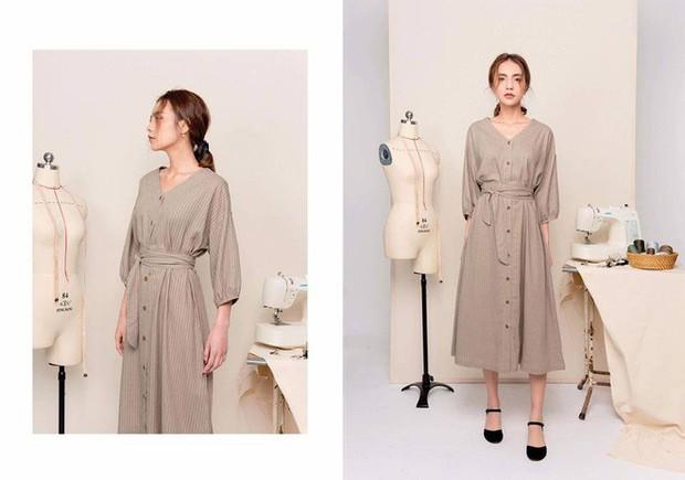 15 thiết kế váy liền đến từ các thương hiệu Việt có giá không quá 750 nghìn, để nàng thỏa sức diện đón nắng tháng 4 - Ảnh 15.