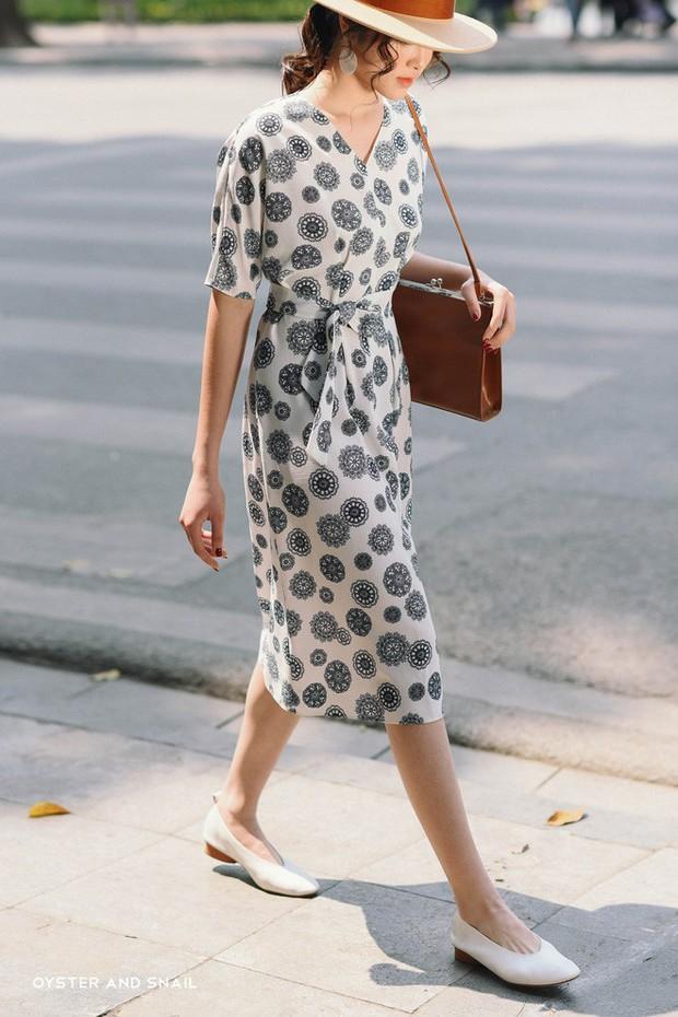 15 thiết kế váy liền đến từ các thương hiệu Việt có giá không quá 750 nghìn, để nàng thỏa sức diện đón nắng tháng 4 - Ảnh 5.
