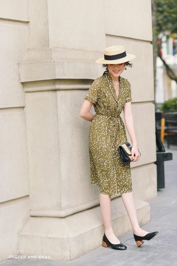 15 thiết kế váy liền đến từ các thương hiệu Việt có giá không quá 750 nghìn, để nàng thỏa sức diện đón nắng tháng 4 - Ảnh 7.