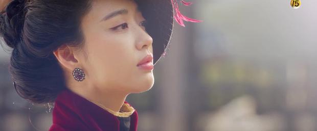 Năm ngoái bị chê nhan sắc thậm tệ, Kim Min Jung giờ còn rực rỡ hơn cả nữ chính Mr. Sunshine - Ảnh 4.