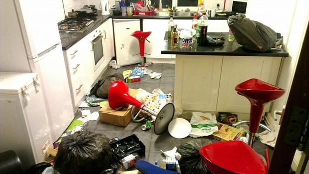 Chuyện sinh viên: Bao lâu thì nên dọn dẹp phòng trọ và bi kịch nếu bạn không làm - Ảnh 2.