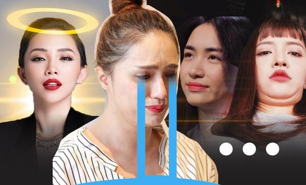 Hoa hậu Hương Giang gọi điện vay tiền: Tóc Tiên hồi đáp thô nhưng thật, Bích Phương, Hoà Minzy không-thèm-bắt-máy - Ảnh 7.