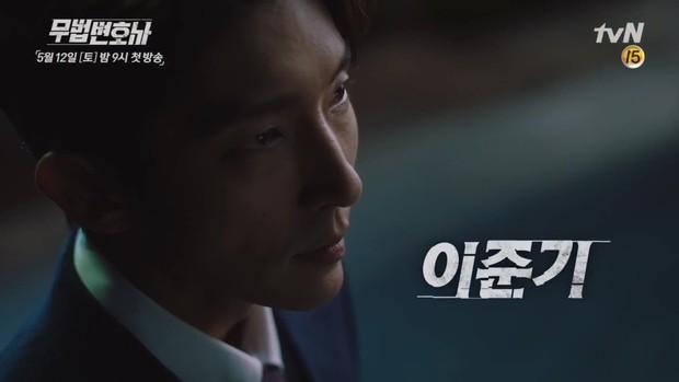 Fan xuýt xoa khi nữ chính mới của Lee Jun Ki còn... ngầu hơn cả anh - Ảnh 2.