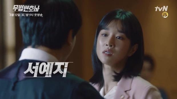 Fan xuýt xoa khi nữ chính mới của Lee Jun Ki còn... ngầu hơn cả anh - Ảnh 3.