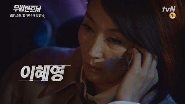 Fan xuýt xoa khi nữ chính mới của Lee Jun Ki còn... ngầu hơn cả anh - Ảnh 5.