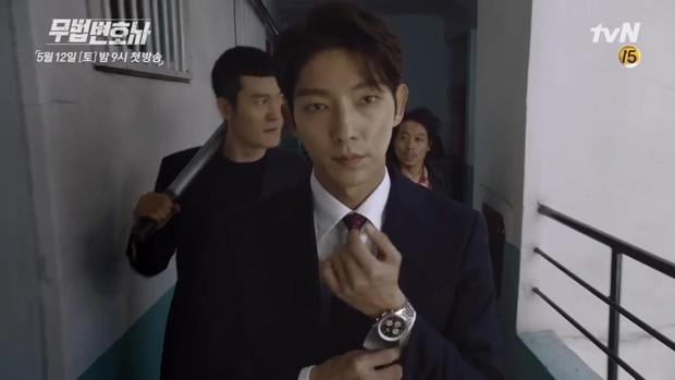 Fan xuýt xoa khi nữ chính mới của Lee Jun Ki còn... ngầu hơn cả anh - Ảnh 7.
