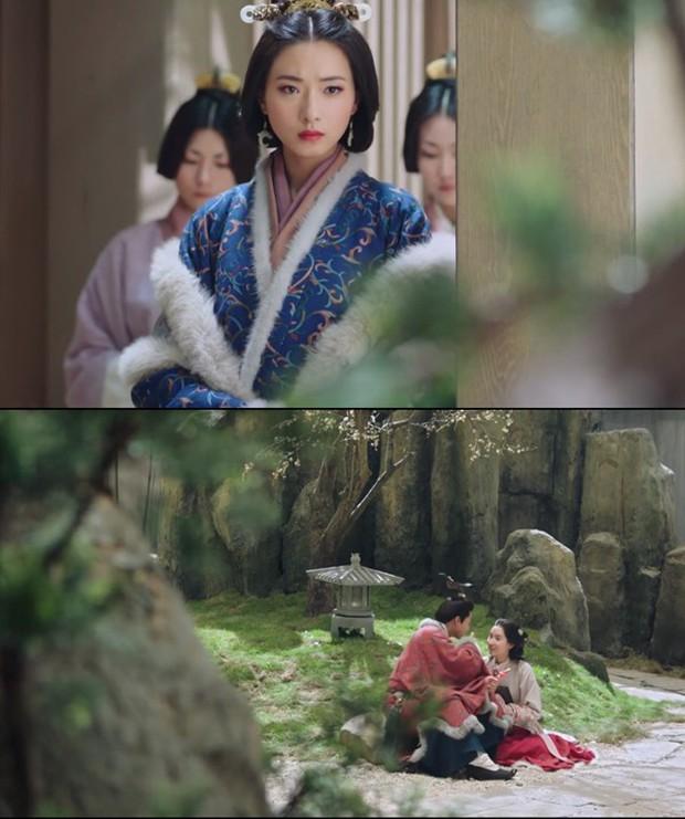 """""""Tam Quốc Cơ Mật"""": Hoàng hậu nổi cơn ghen khi thấy Mã Thiên Vũ vui vẻ bên người khác - Ảnh 2."""