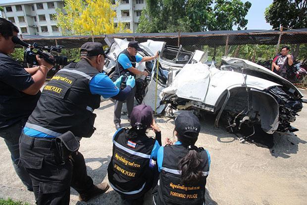 Sao nhí một thời xinh đẹp của Thái Lan đột ngột qua đời ở tuổi 20 vì sự cố xe sang tiền tỉ - Ảnh 2.