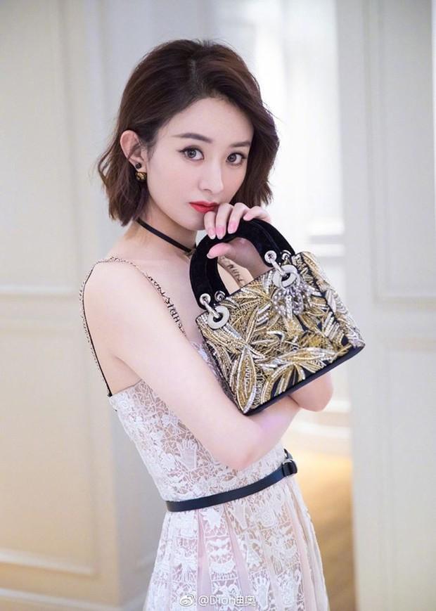 Rộ tin Cảnh Điềm chiếm ngôi Triệu Lệ Dĩnh, trở thành đại sứ mới của Dior Trung Quốc  - Ảnh 3.