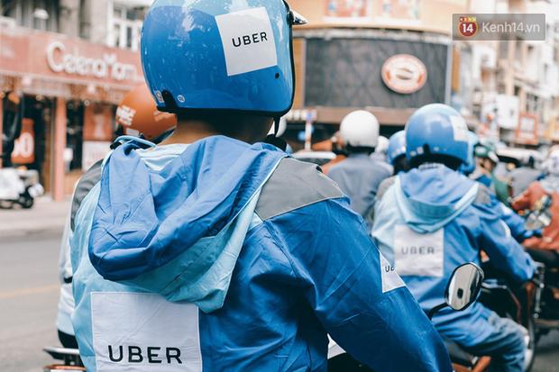 Tài xế Uber tắt app, bế con nhỏ xuống đường diễu hành chia tay mái nhà màu xanh dương - Ảnh 5.