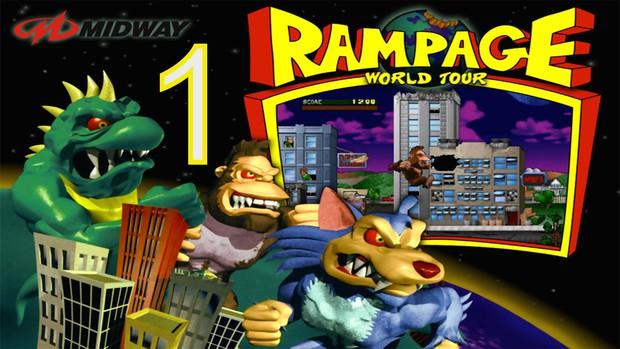Rampage: 3 điều cần biết trước khi vật nhau với siêu thú cùng The Rock - Ảnh 2.