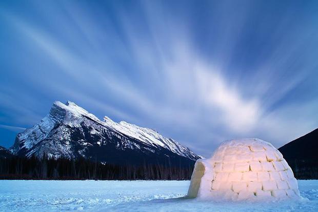 Câu chuyện về những người già bị để mặc đến chết ở Eskimo: Bị ném xuống biển, chôn sống hay bỏ rơi ngoài trời giá lạnh - Ảnh 2.