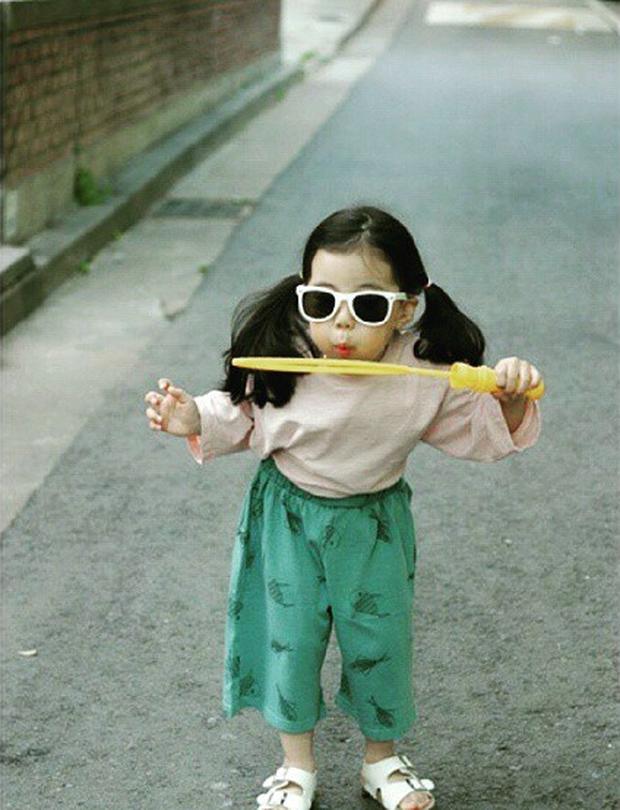 Những nhóc tỳ Hàn Quốc đình đám trên Instagram: Đáng yêu và hot ngang ngửa các Instagramer nổi tiếng xứ Kim Chi - Ảnh 6.