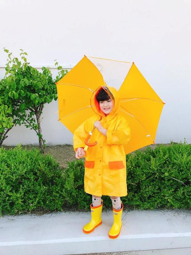 Những nhóc tỳ Hàn Quốc đình đám trên Instagram: Đáng yêu và hot ngang ngửa các Instagramer nổi tiếng xứ Kim Chi - Ảnh 12.