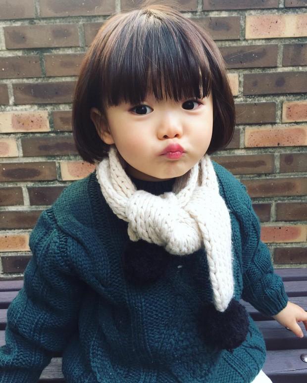 Những nhóc tỳ Hàn Quốc đình đám trên Instagram: Đáng yêu và hot ngang ngửa các Instagramer nổi tiếng xứ Kim Chi - Ảnh 28.