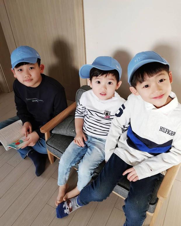 Những nhóc tỳ Hàn Quốc đình đám trên Instagram: Đáng yêu và hot ngang ngửa các Instagramer nổi tiếng xứ Kim Chi - Ảnh 22.