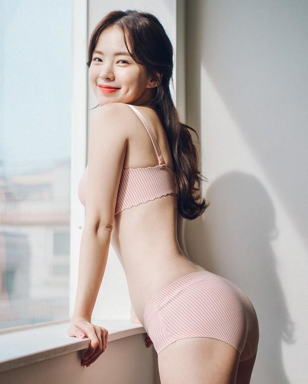 Vừa sexy lại vừa ngọt ngào, nàng mẫu nội y chỉ cao 1m60 này đang là thần tượng của rất nhiều bạn trẻ Hàn Quốc - Ảnh 4.