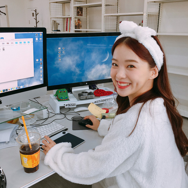 Vừa sexy lại vừa ngọt ngào, nàng mẫu nội y chỉ cao 1m60 này đang là thần tượng của rất nhiều bạn trẻ Hàn Quốc - Ảnh 11.