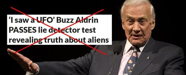 Người thứ 2 đặt chân lên Mặt trăng từng tuyên bố nhìn thấy người ngoài hành tinh, vượt qua được cả máy nói dối - sự thật là thế nào? - Ảnh 4.