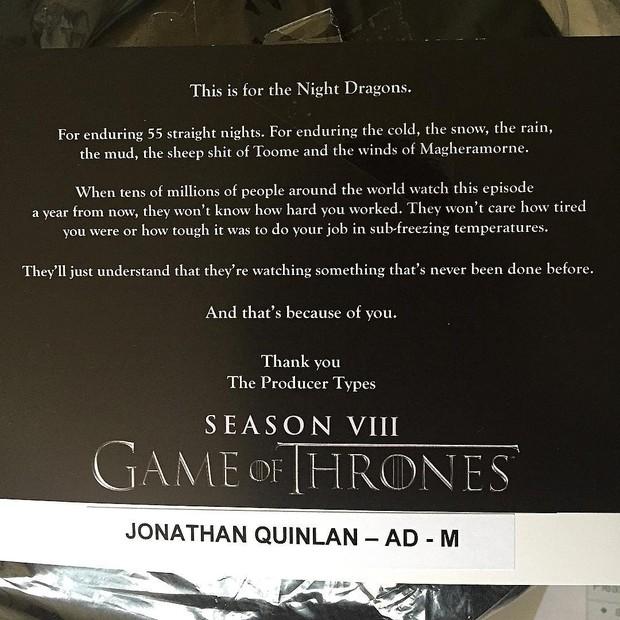 Chưa ra mắt, Game of Thrones đã phá kỷ lục về trận chiến khủng nhất trong lịch sử truyền hình - Ảnh 1.