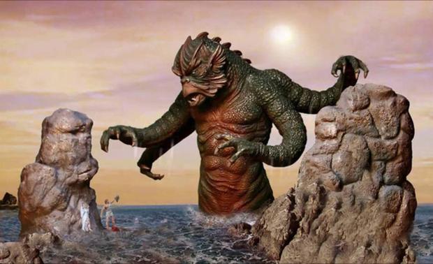 Các quái vật khổng lồ oanh tạc và ghi danh lẫy lừng theo dòng phát triển của kỹ xảo điện ảnh - Ảnh 7.