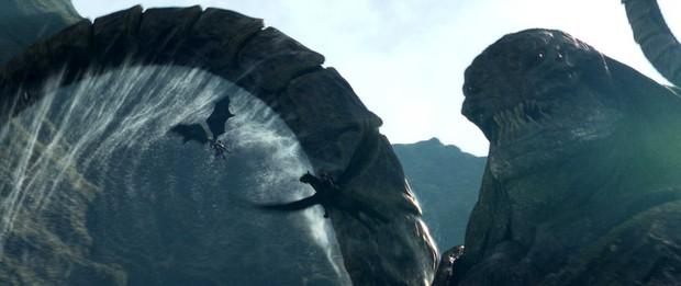 Các quái vật khổng lồ oanh tạc và ghi danh lẫy lừng theo dòng phát triển của kỹ xảo điện ảnh - Ảnh 8.