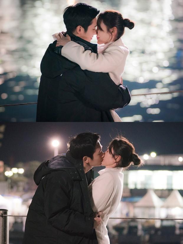 Jung Hae In xoa đầu và ôm ấp Son Ye Jin tình thế này, không thể tin đây chỉ là hậu trường! - Ảnh 8.