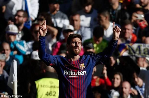 Bạn có nhận ra điều gì sau những bức hình chào năm mới của Ronaldo và Messi? - Ảnh 7.