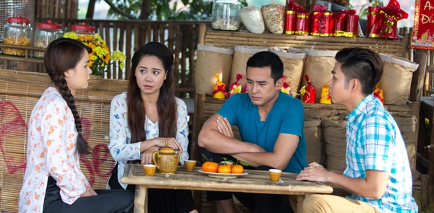 Đến phần thứ 3 của Cô Thắm về làng, Jun Phạm và Sam vẫn chưa đến được với nhau - Ảnh 4.