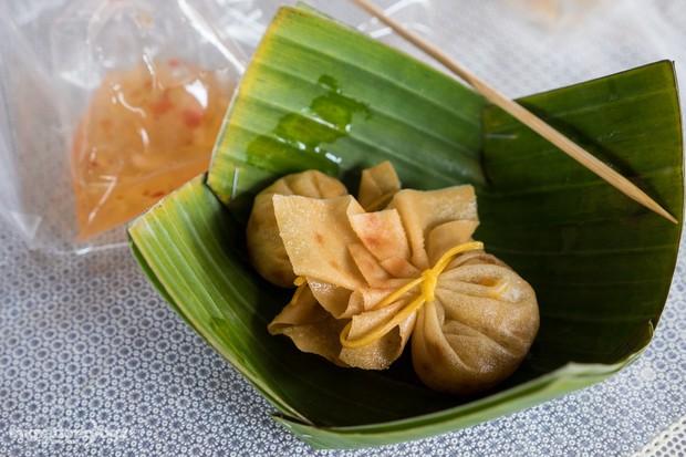 Độc đáo ẩm thực chợ nổi Tha Kha (Thái Lan), chỉ cần nhìn qua là muốn xách ba lô lên mà đi ngay - Ảnh 5.