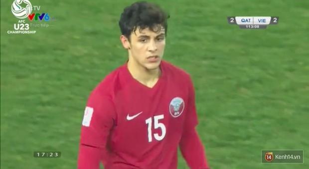 Hotboy của U23 Qatar: Cứ lên hình là chị em lại phải ôm tim vì quá đẹp  - Ảnh 9.