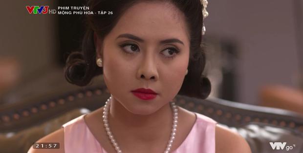Mộng Phù Hoa: Ba Trang (Kim Tuyến) muốn cưới tình cũ khi vừa gặp lại dẫu là gái đã có chồng - Ảnh 11.