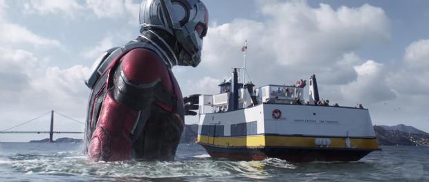 """""""Avengers: Infinity War"""" còn chưa hạ nhiệt, Marvel đã tung trailer tiếp theo cho """"Người Kiến - Ảnh 4."""