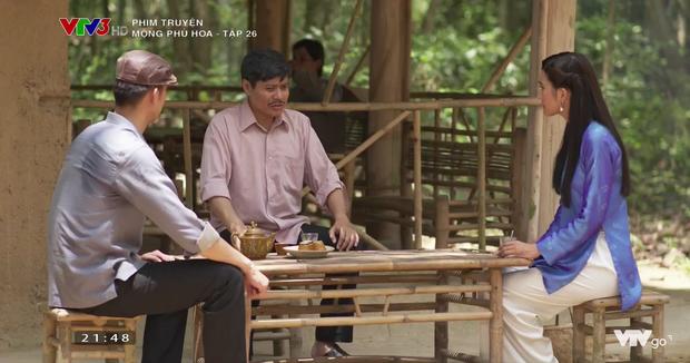 Mộng Phù Hoa: Ba Trang (Kim Tuyến) muốn cưới tình cũ khi vừa gặp lại dẫu là gái đã có chồng - Ảnh 5.