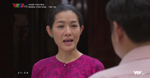 Mộng Phù Hoa: Ba Trang (Kim Tuyến) muốn cưới tình cũ khi vừa gặp lại dẫu là gái đã có chồng - Ảnh 6.