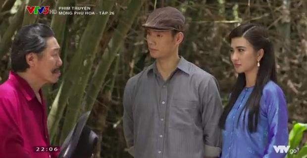 Mộng Phù Hoa: Ba Trang (Kim Tuyến) muốn cưới tình cũ khi vừa gặp lại dẫu là gái đã có chồng - Ảnh 8.