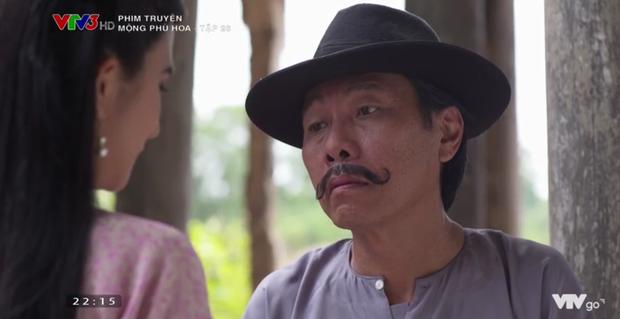 Mộng Phù Hoa: Ba Trang (Kim Tuyến) muốn cưới tình cũ khi vừa gặp lại dẫu là gái đã có chồng - Ảnh 9.