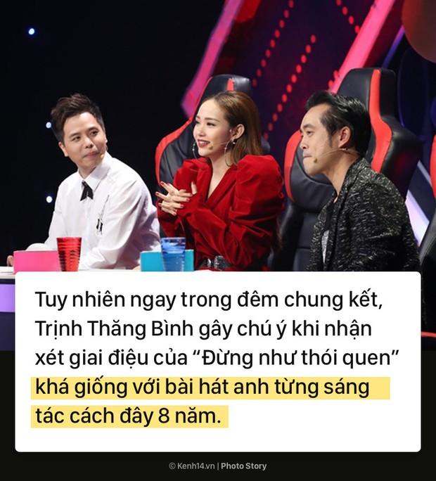 Toàn cảnh diễn biến mâu thuẫn của sự kiện nghi vấn Dương Khắc Linh đạo nhạc Trịnh Thăng Bình - Ảnh 3.