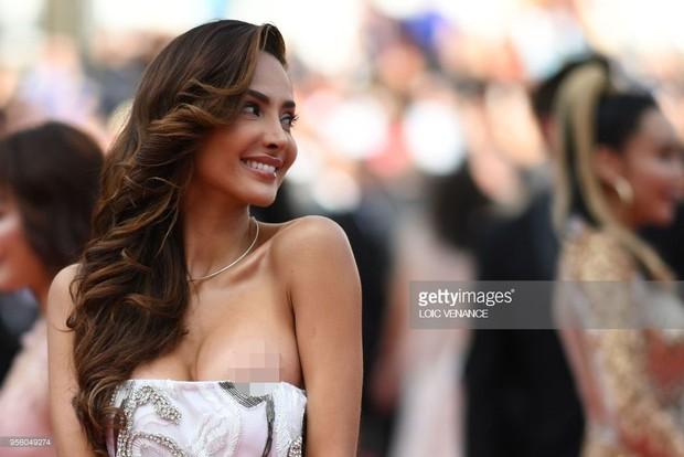 Khi thảm đỏ Cannes trở thành cái chợ của những mỹ nhân Âu - Á không ai biết tên bon chen bằng được - Ảnh 14.