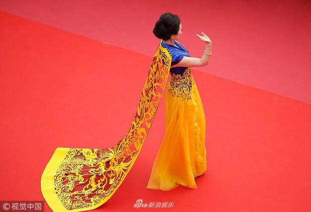 Khi thảm đỏ Cannes trở thành cái chợ của những mỹ nhân Âu - Á không ai biết tên bon chen bằng được - Ảnh 7.