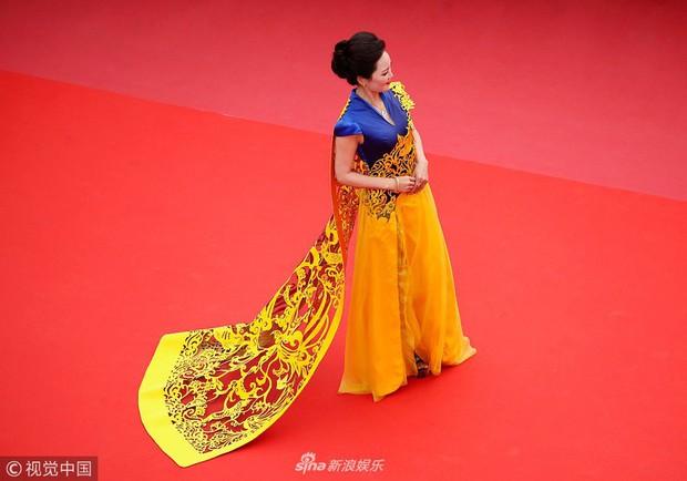 Khi thảm đỏ Cannes trở thành cái chợ của những mỹ nhân Âu - Á không ai biết tên bon chen bằng được - Ảnh 8.