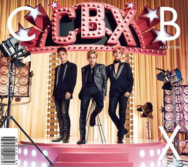 EXO-CBX vừa tung album đã ẵm ngay No.1 BXH danh tiếng tại Nhật - Ảnh 1.