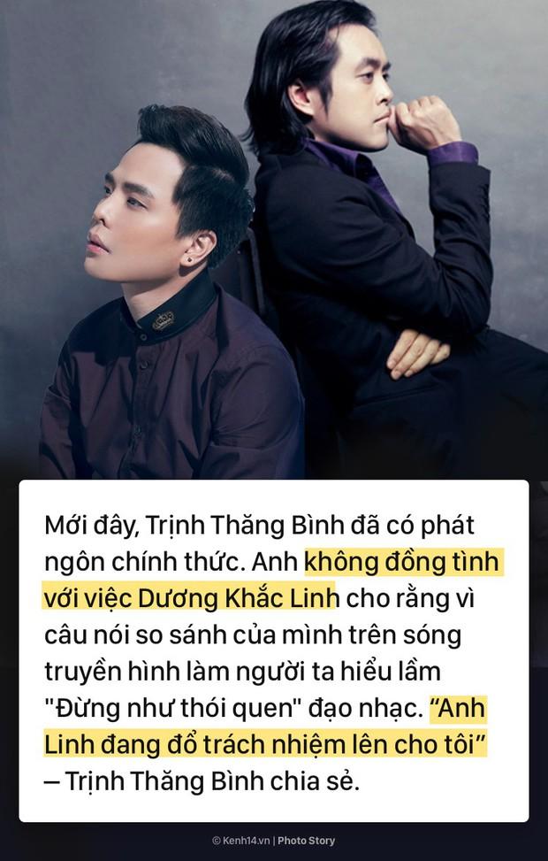 Toàn cảnh diễn biến mâu thuẫn của sự kiện nghi vấn Dương Khắc Linh đạo nhạc Trịnh Thăng Bình - Ảnh 15.