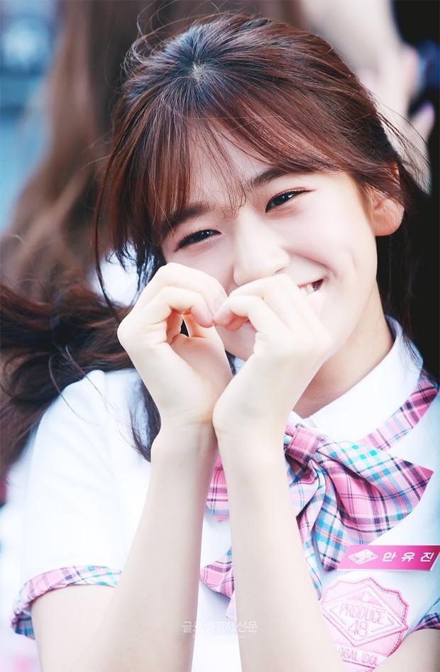 Chỉ với 1 clip, dàn mỹ nhân đỉnh nhất của Produce 48 đã lộ diện: Thí sinh Hàn đẹp đến mức lấn át cả center Nhật? - Ảnh 18.