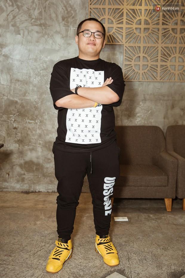 Da LAB tự tin về lượng người hâm mộ khi lần đầu tổ chức liveshow ở Tp. HCM - Ảnh 5.