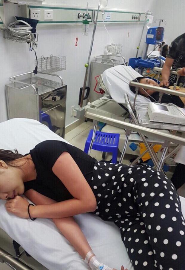 Công an lên tiếng vụ cô gái tố phải nhập viện cấp cứu sau khi đi tắm trắng tại spa ở Hải Phòng  - Ảnh 2.