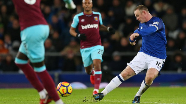 Rooney và những khoảnh khắc lịch sử trong máu áo đội tuyển Anh, Man Utd và Everton - Ảnh 6.