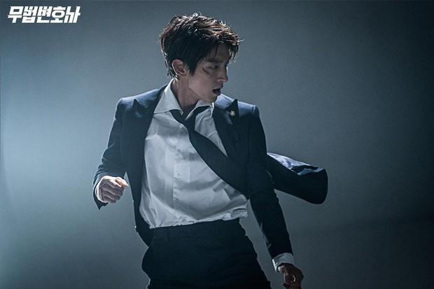 Phim ngầu lòi của Lee Jun Ki mới chiếu đã rating béo múp, còn chất lượng thì sao? - Ảnh 2.